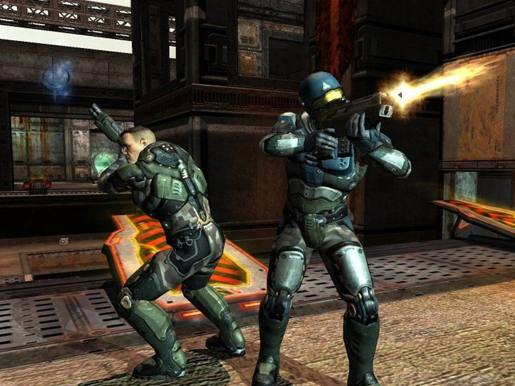 Quake IV 12