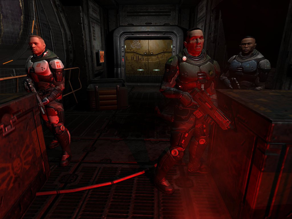 Quake IV 9
