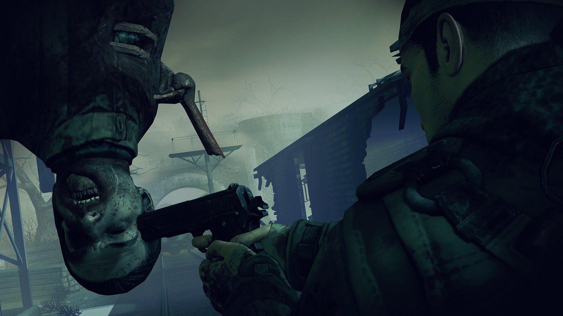 Sniper Elite Nazi Zombie Army 2 10