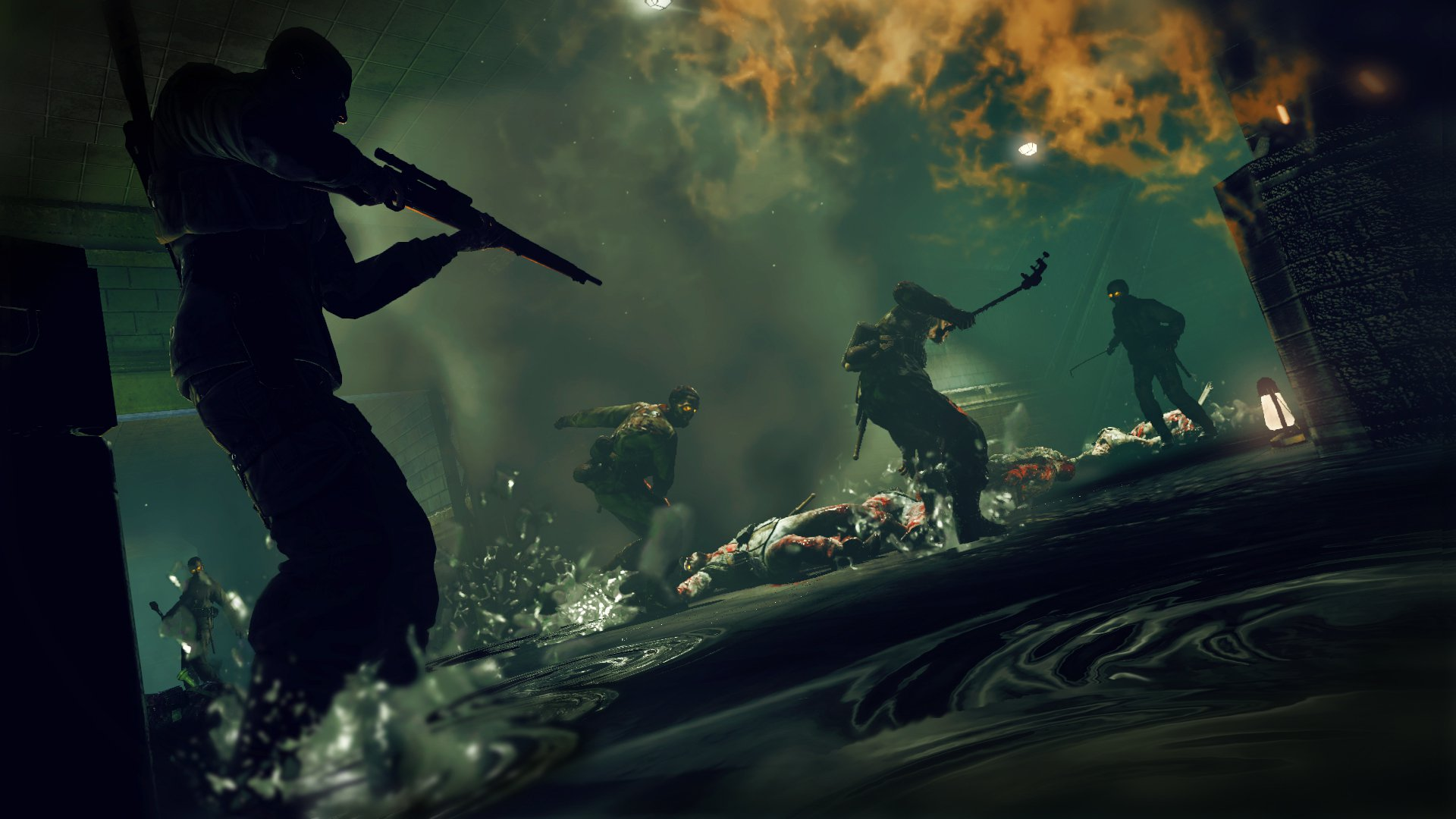 Sniper Elite Nazi Zombie Army 2 6