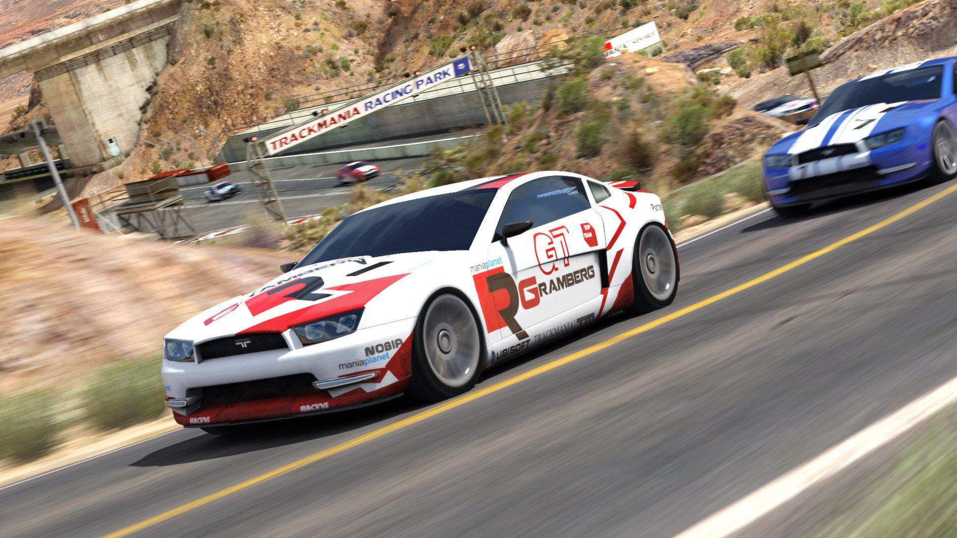 TrackMania 2 Canyon 11