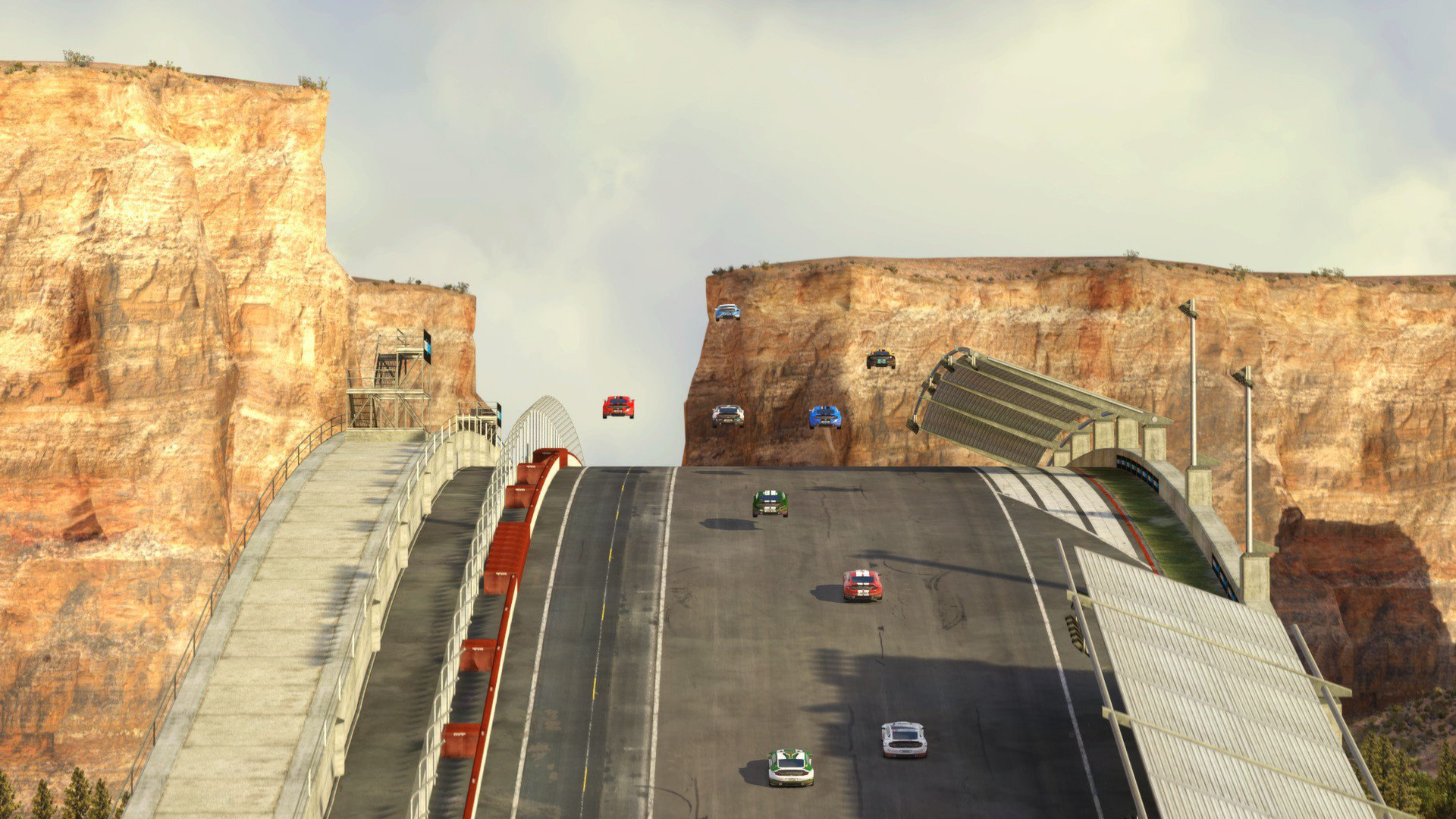 TrackMania 2 Canyon 14