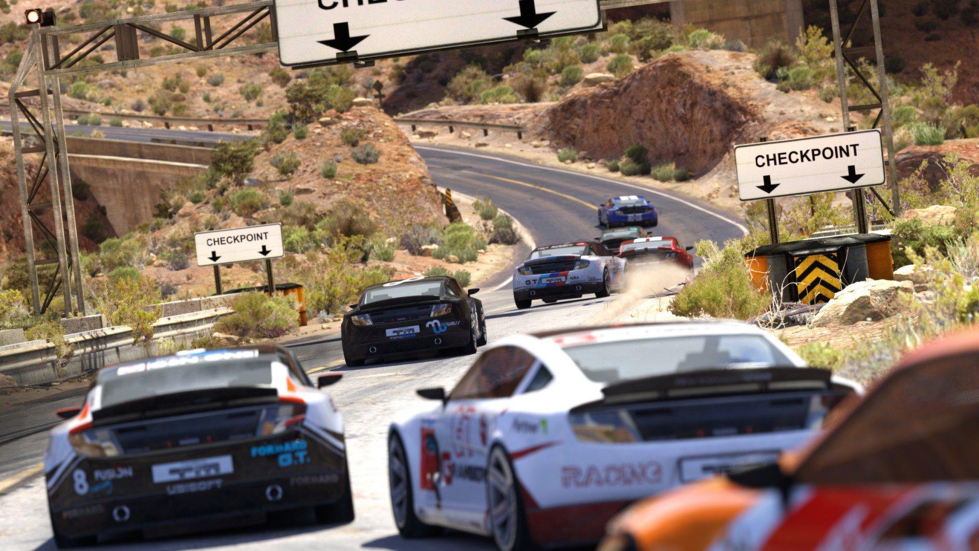 TrackMania 2 Canyon 15