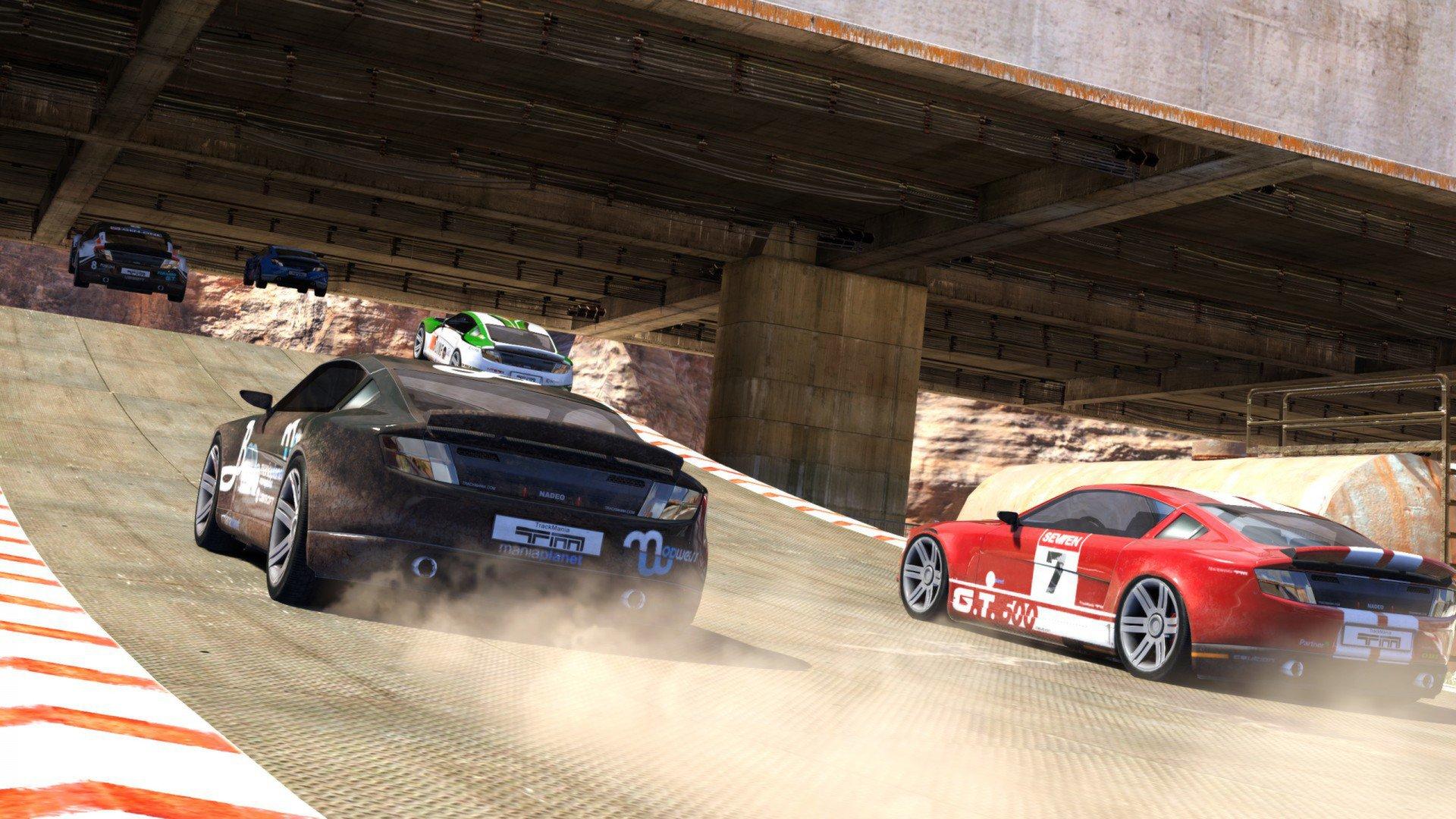 TrackMania 2 Canyon 16