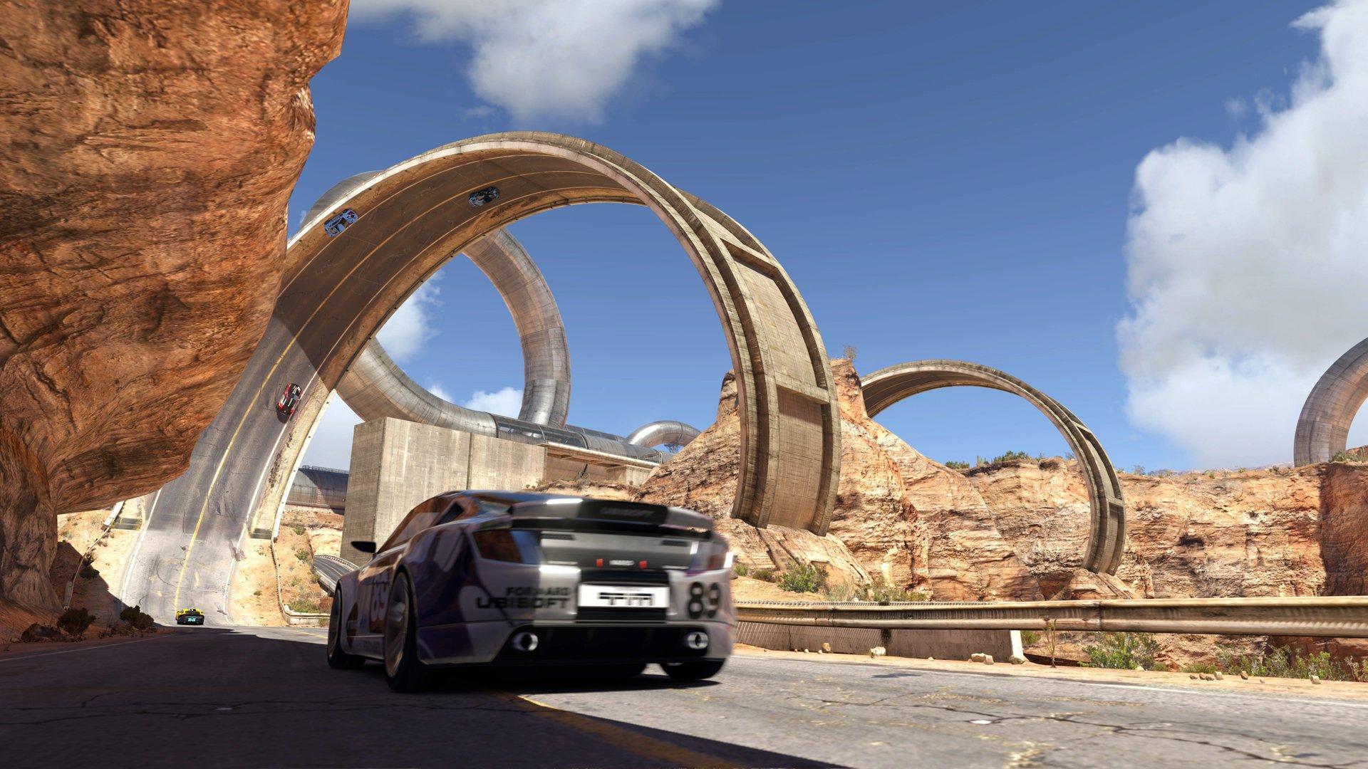 TrackMania 2 Canyon 2