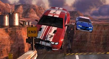TrackMania 2 Canyon 13