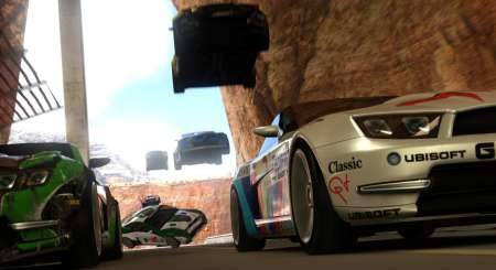 TrackMania 2 Canyon 8