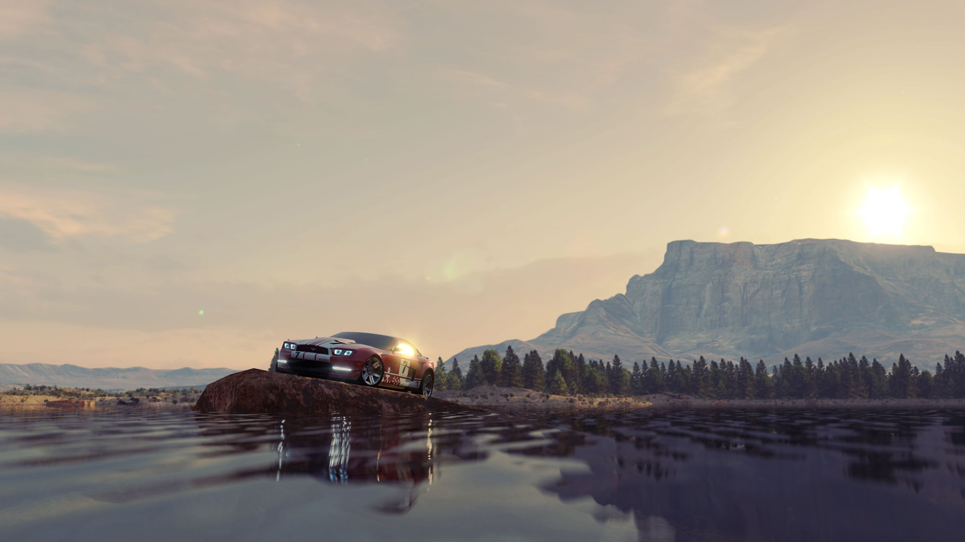 TrackMania 2 Canyon 5