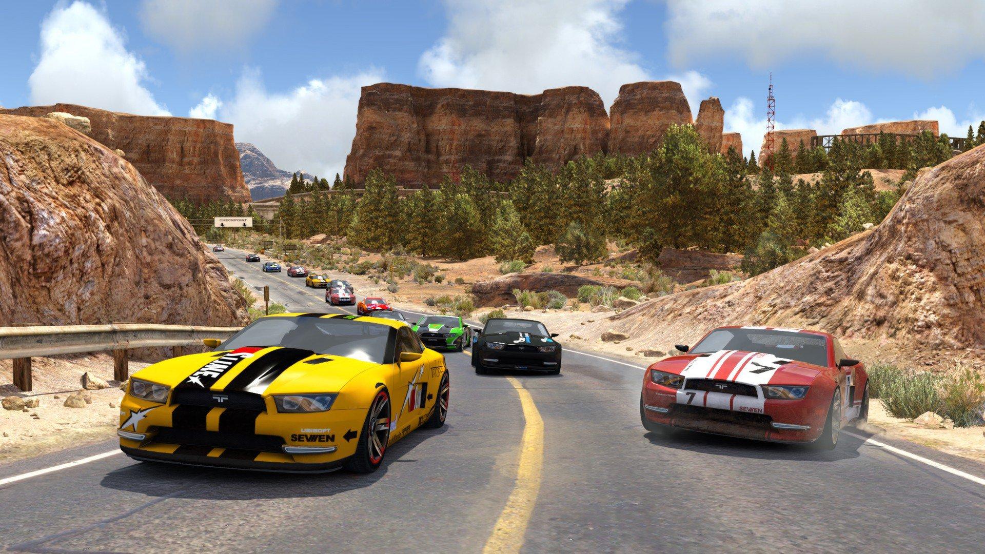 TrackMania 2 Canyon 9