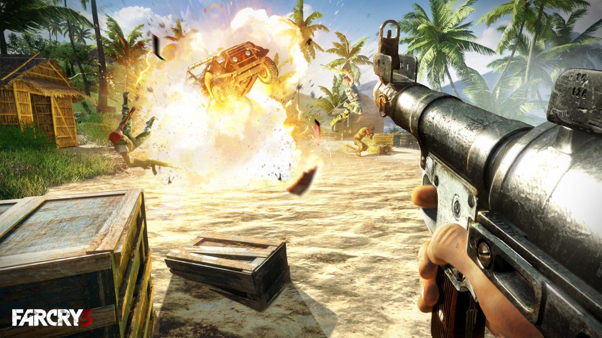 Far Cry 3 Steam 18