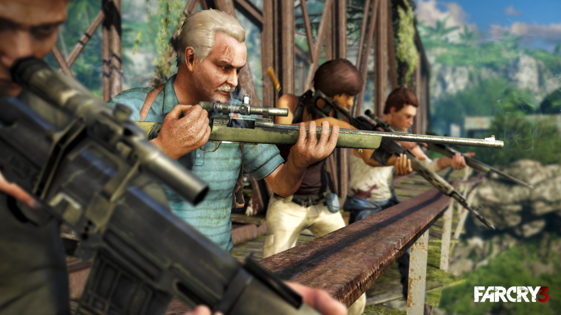 Far Cry 3 Steam 3