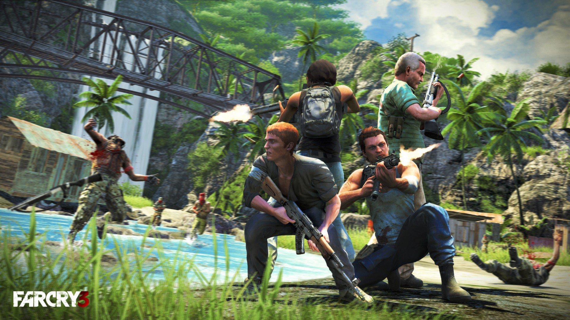 Far Cry 3 Steam 4