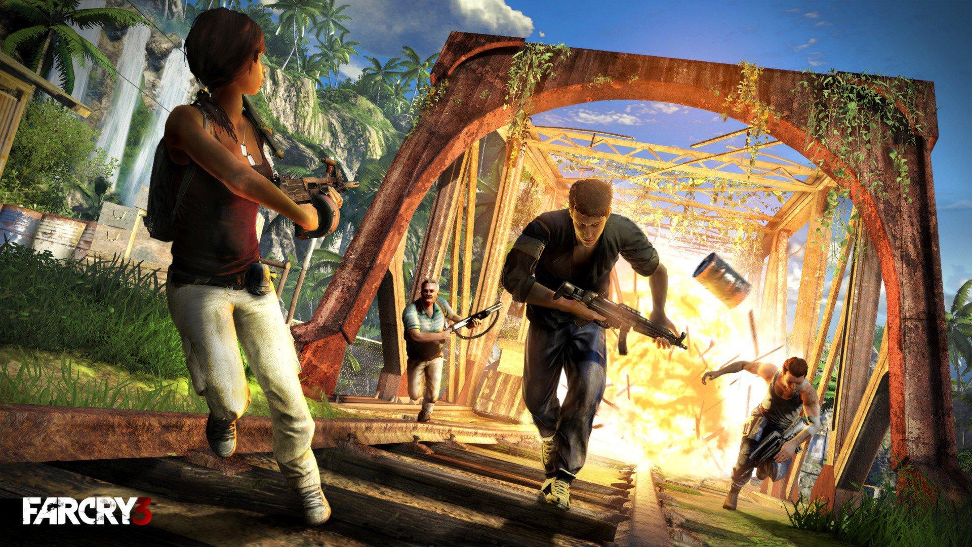Far Cry 3 Steam 6