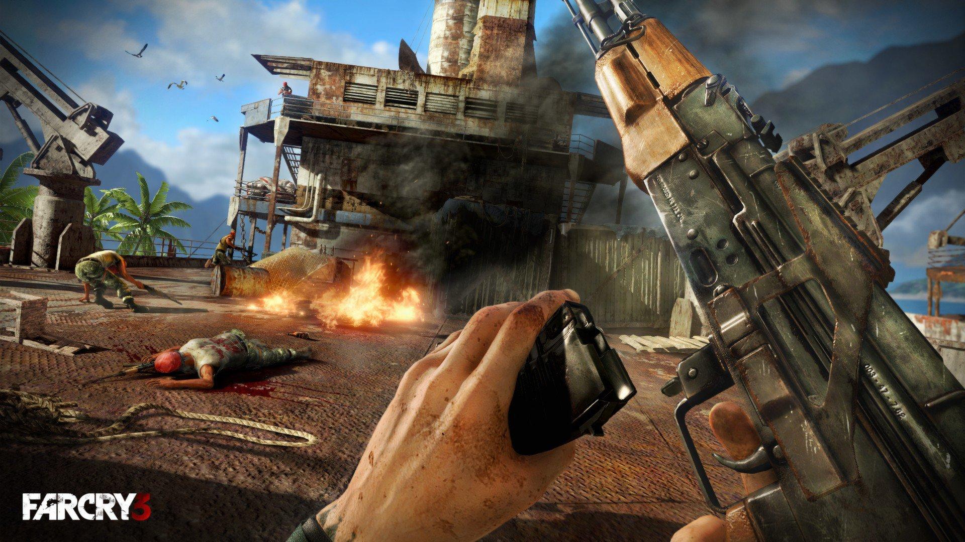 Far Cry 3 Steam 8