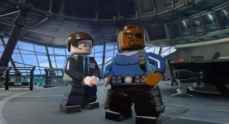 LEGO Marvel Super Heroes 4