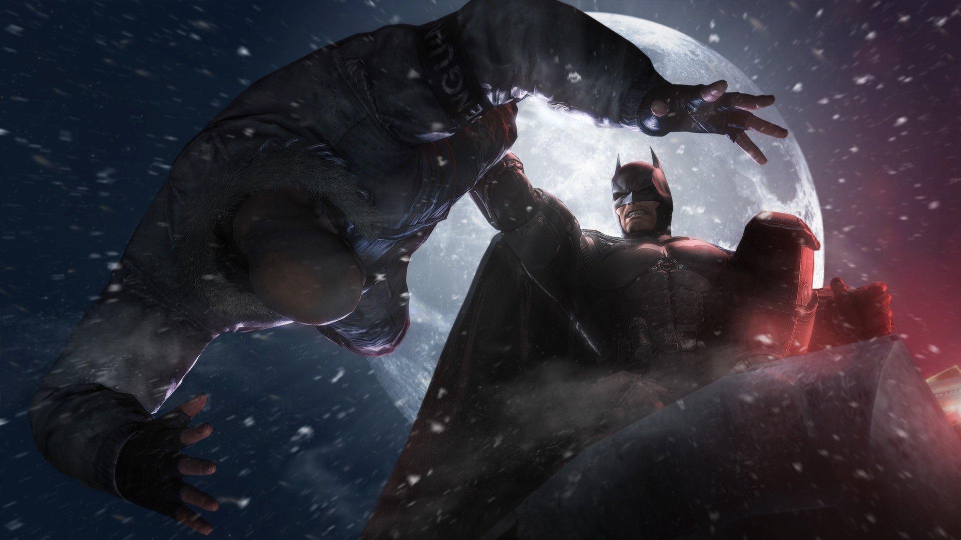 Batman Arkham Origins Season Pass 3