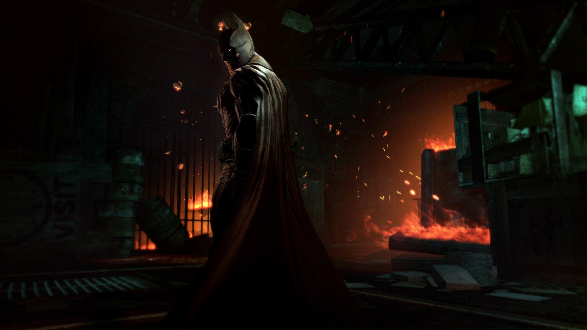 Batman Arkham Origins Season Pass 4