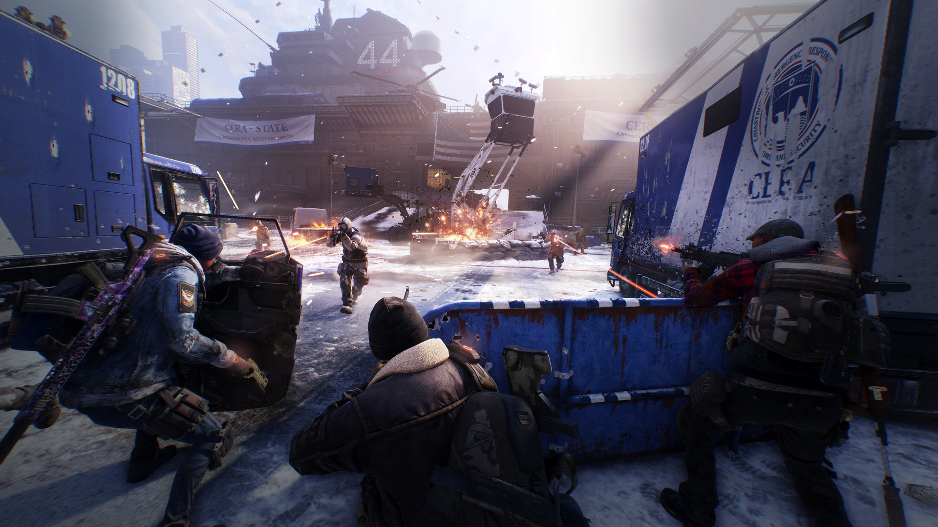 Tom Clancys The Division 6