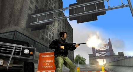 Grand Theft Auto III, GTA 3 4