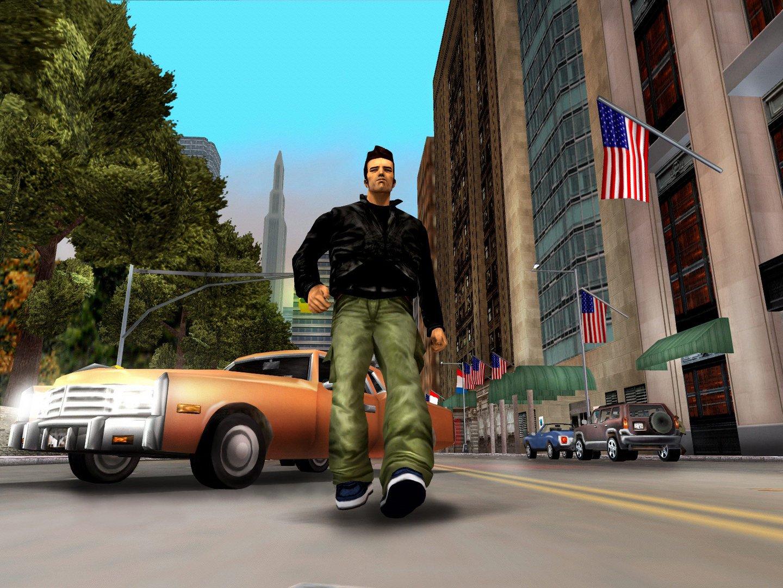 Grand Theft Auto III, GTA 3 7
