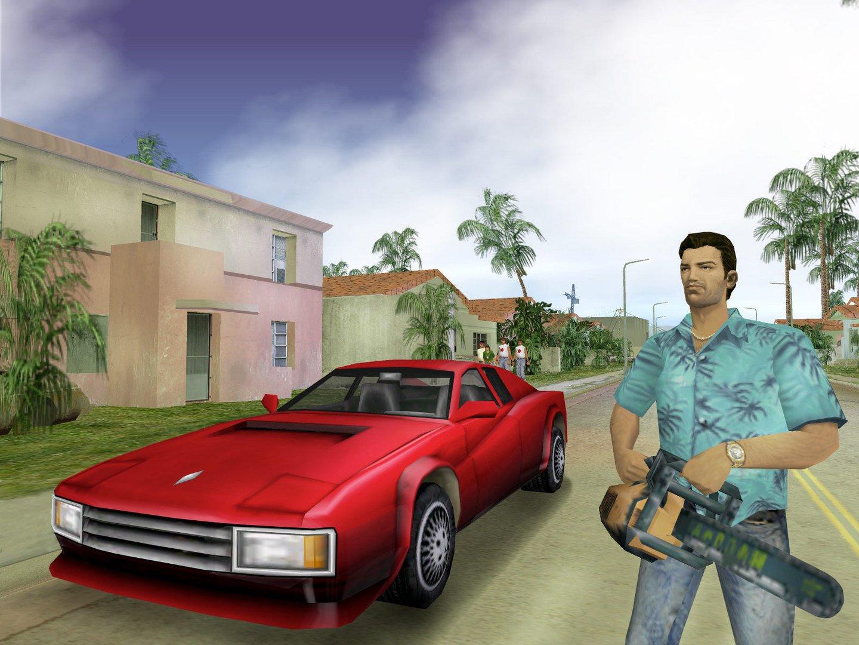 Grand Theft Auto Vice City, GTA Vice City 10