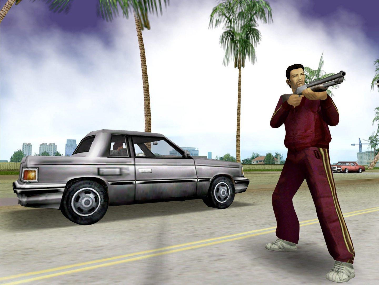 Grand Theft Auto Vice City, GTA Vice City 11