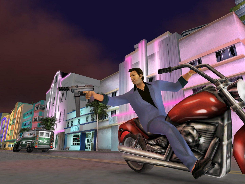 Grand Theft Auto Vice City, GTA Vice City 9
