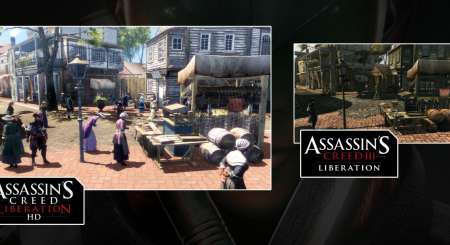 Assassins Creed Liberation HD 7