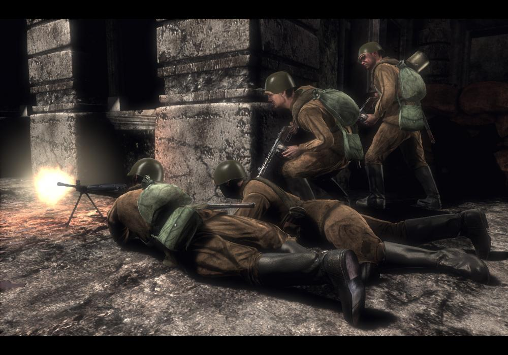 Red Orchestra 2 Heroes of Stalingrad 146