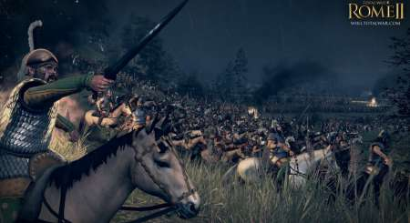 Total War Rome II Nomadic Tribes Culture Pack 3