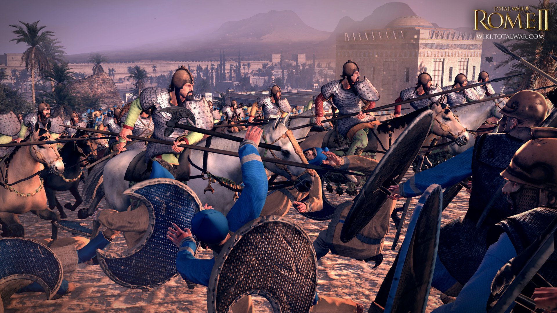 Total War Rome II Nomadic Tribes Culture Pack 7