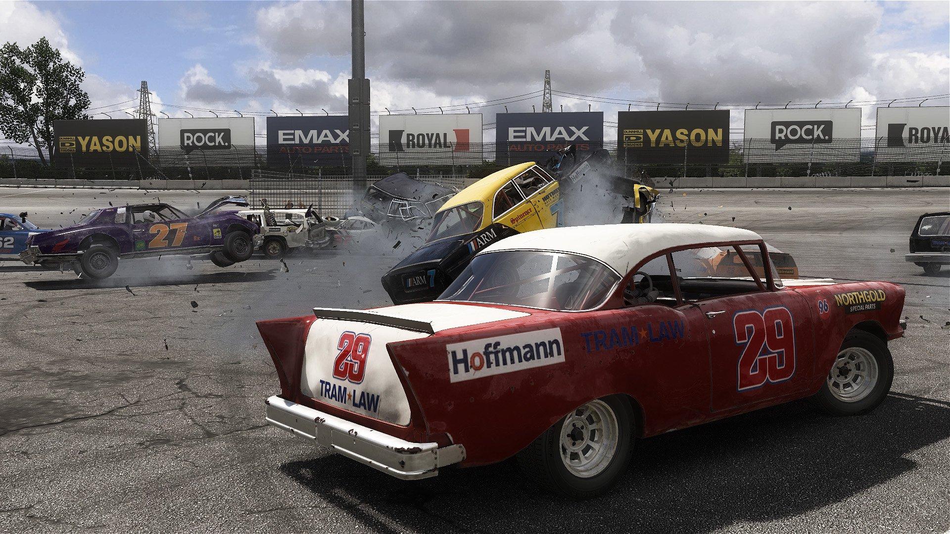 Next Car Game Wreckfest 6