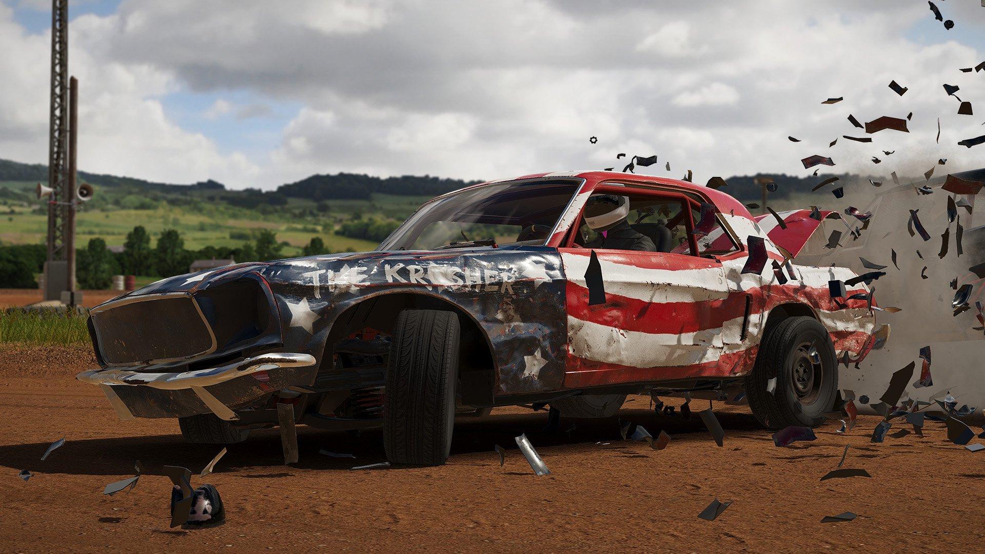 Next Car Game Wreckfest 8