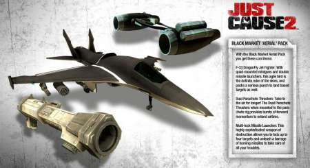 Just Cause 2 DLC Collection 2
