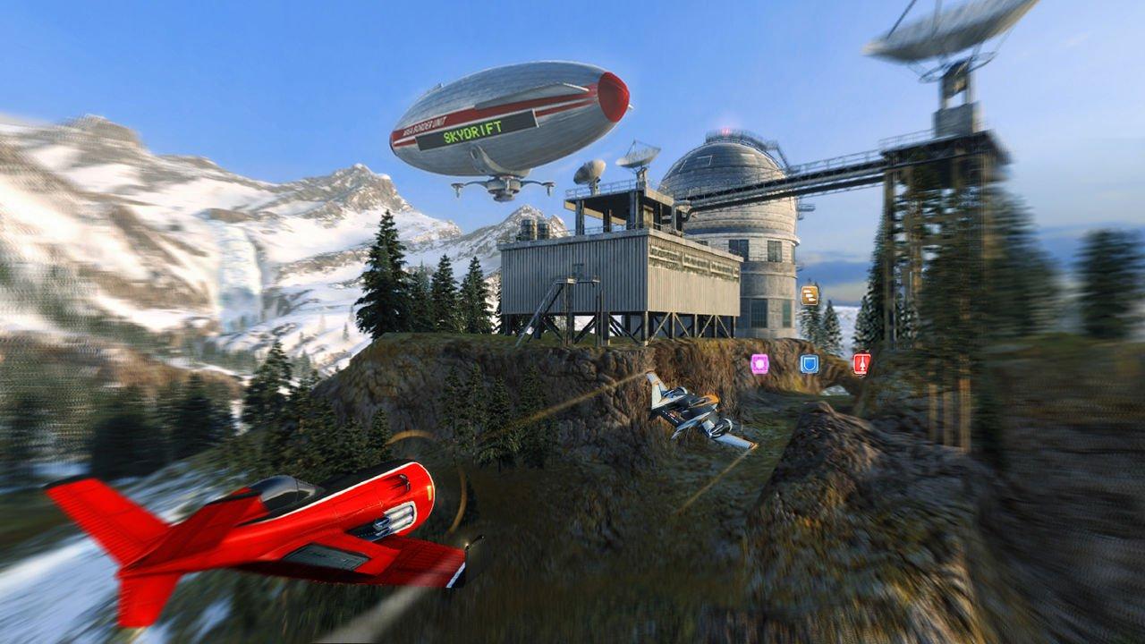 SkyDrift 9