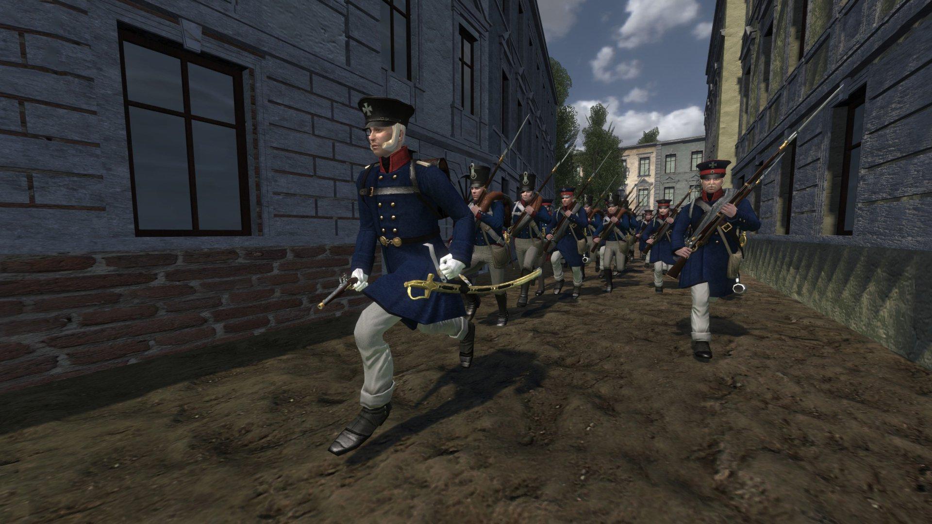 Mount and Blade Warband Napoleonic Wars 9