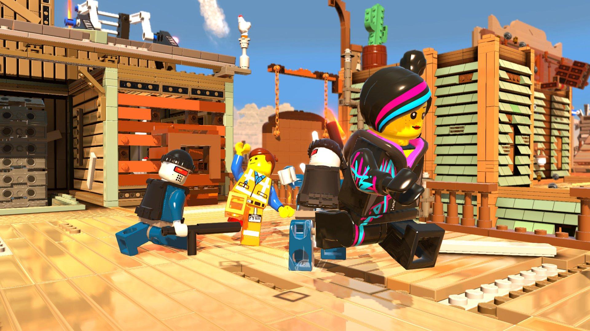 LEGO Movie Videogame 1