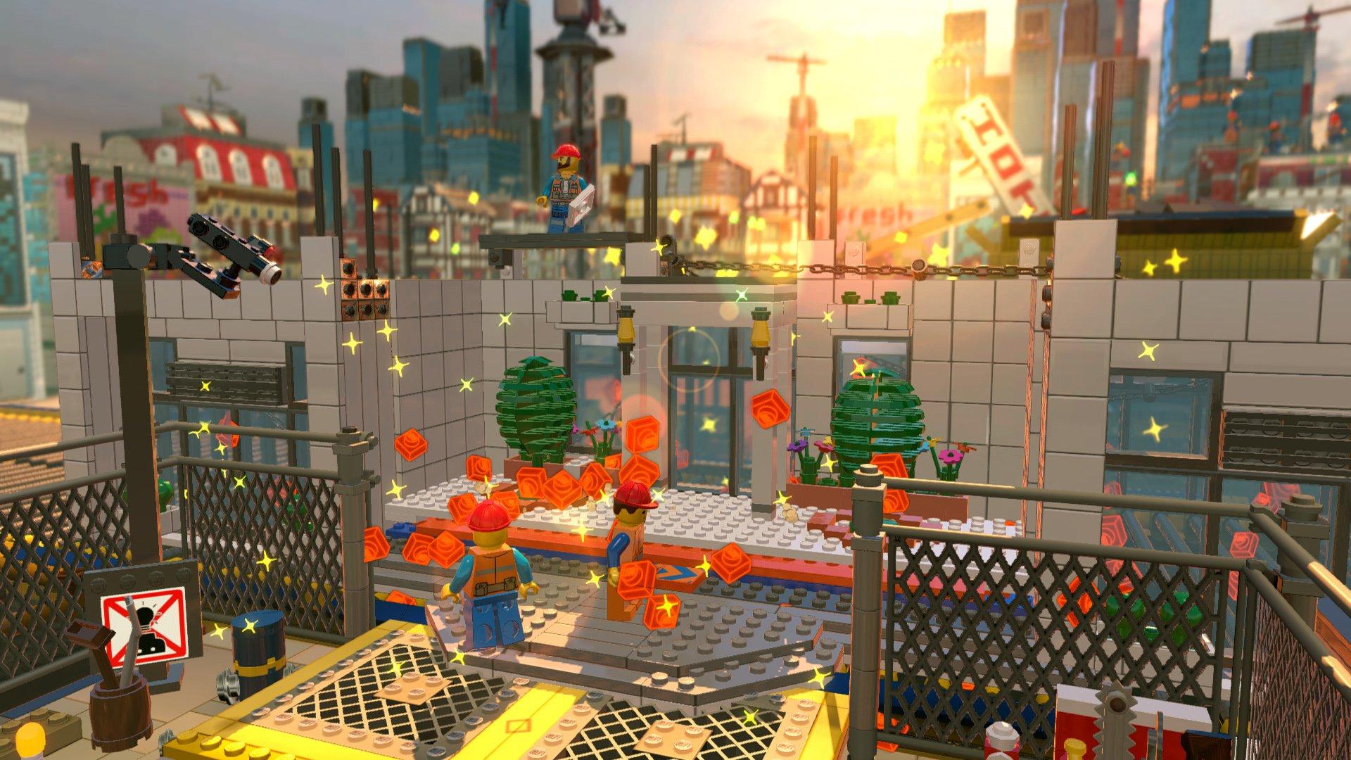 LEGO Movie Videogame 4