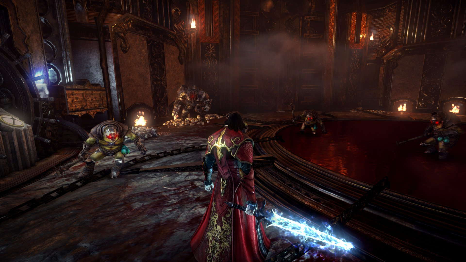 Castlevania Lords of Shadow 2 13