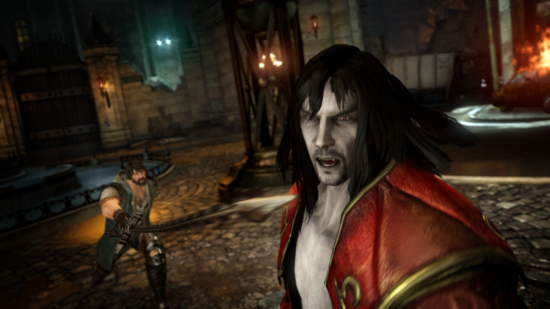 Castlevania Lords of Shadow 2 14