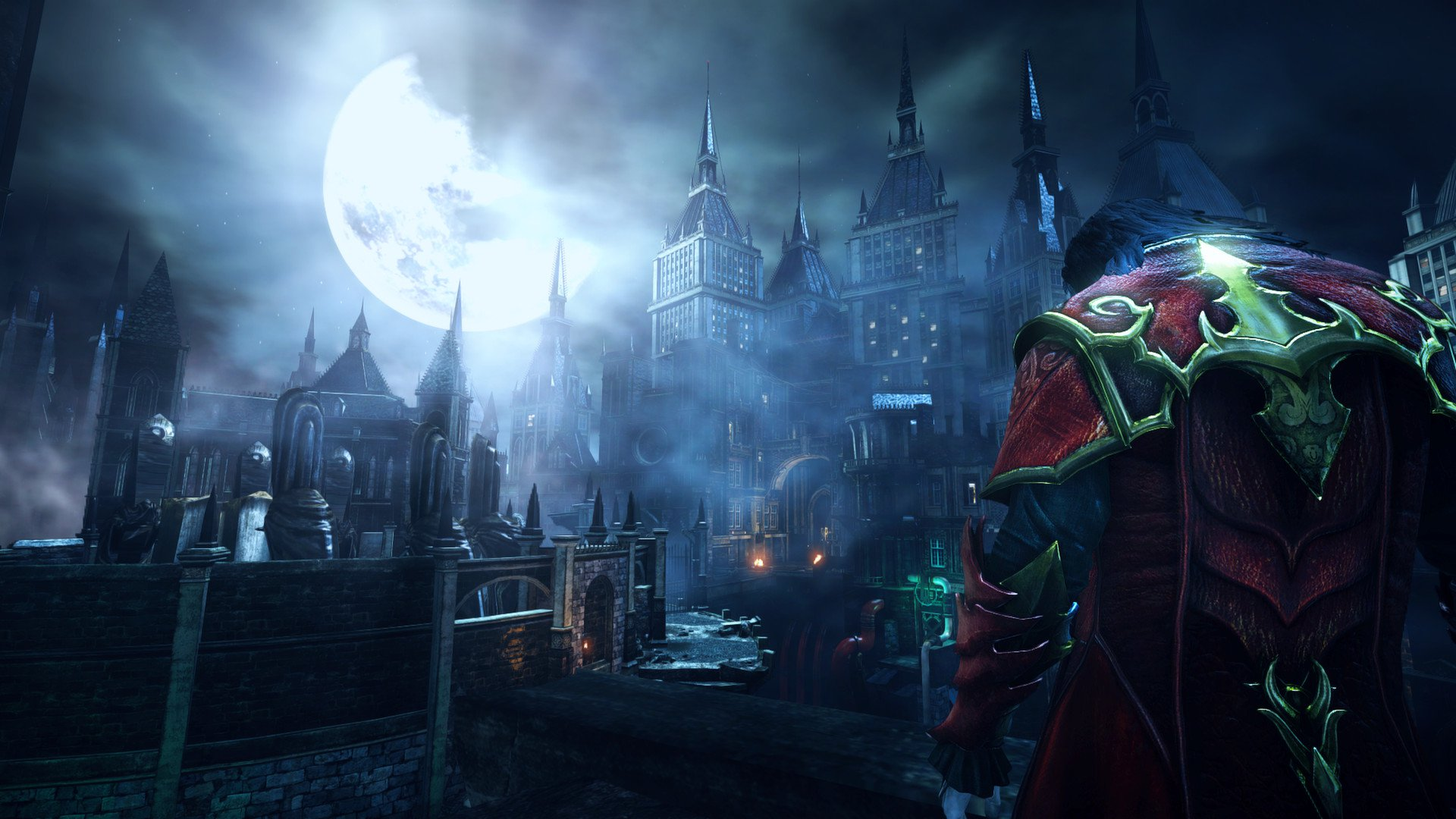 Castlevania Lords of Shadow 2 6