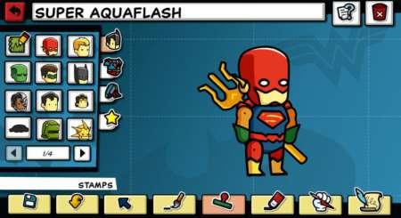Scribblenauts Unmasked A DC Comics Adventure 7