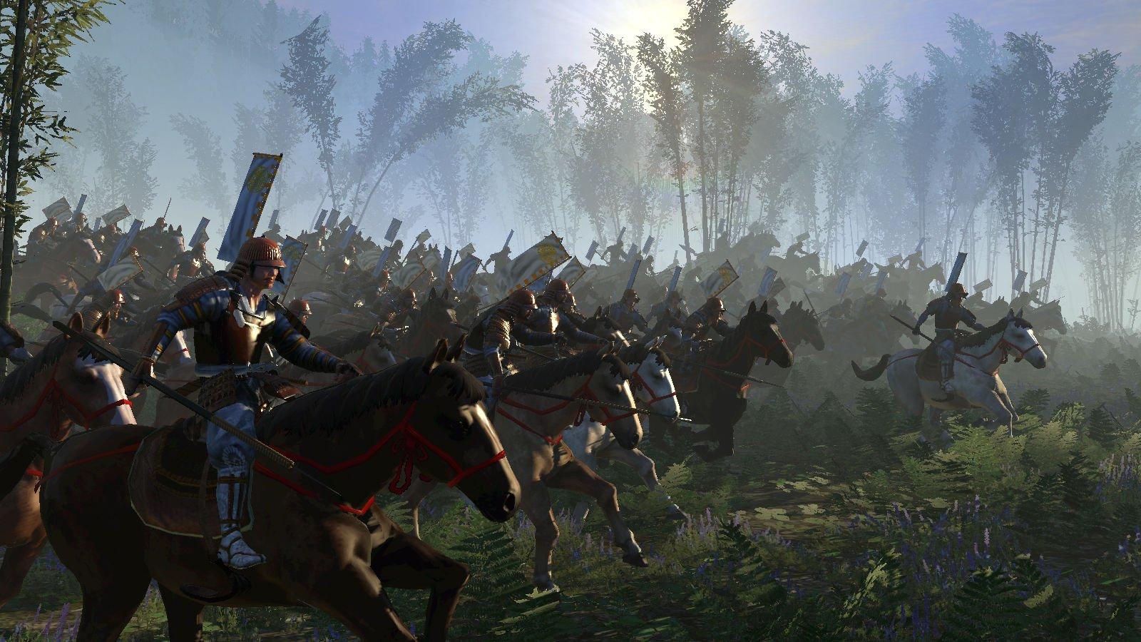 Total War Shogun 2 23
