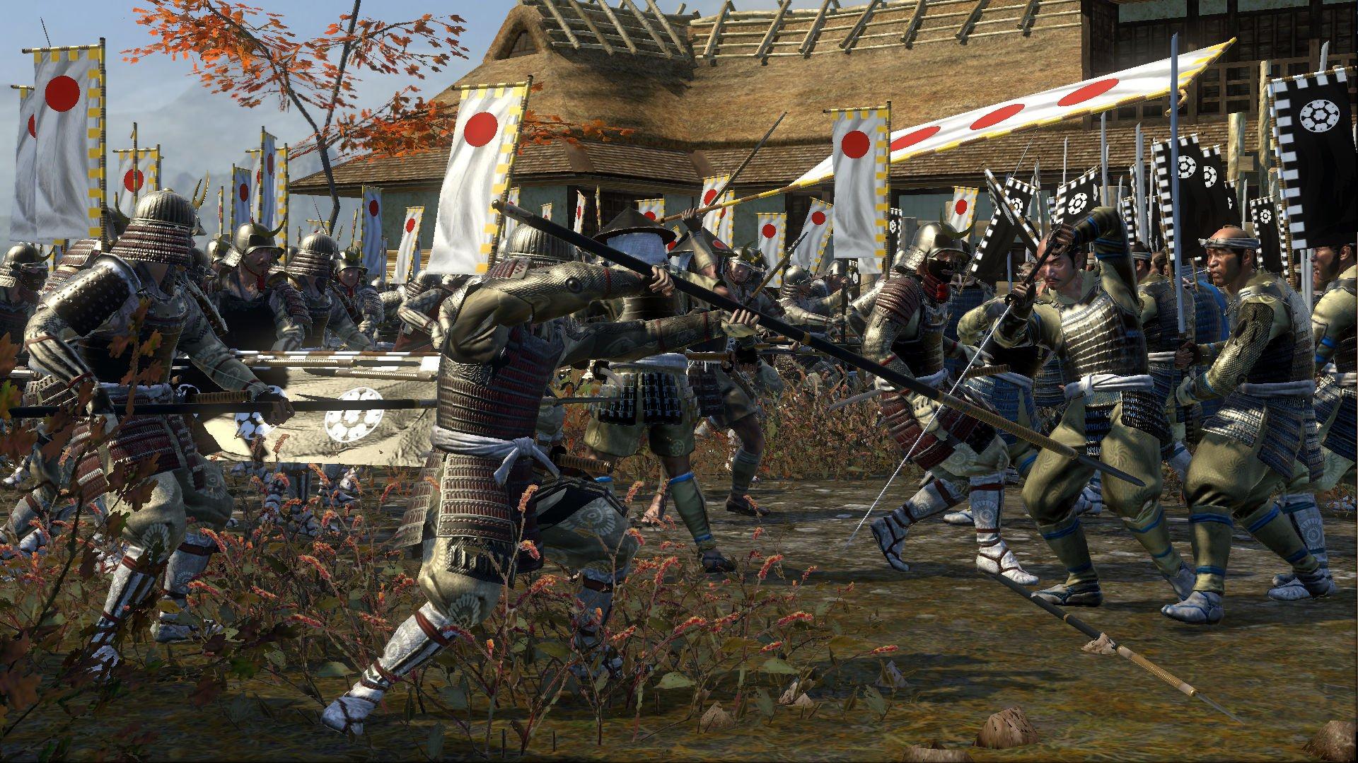 Total War Shogun 2 27