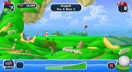 Worms Crazy Golf 1