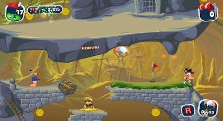 Worms Crazy Golf 10