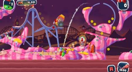 Worms Crazy Golf 11