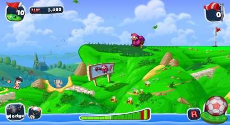 Worms Crazy Golf 4