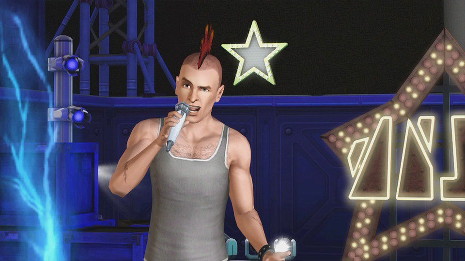 The Sims 3 Showtime 13