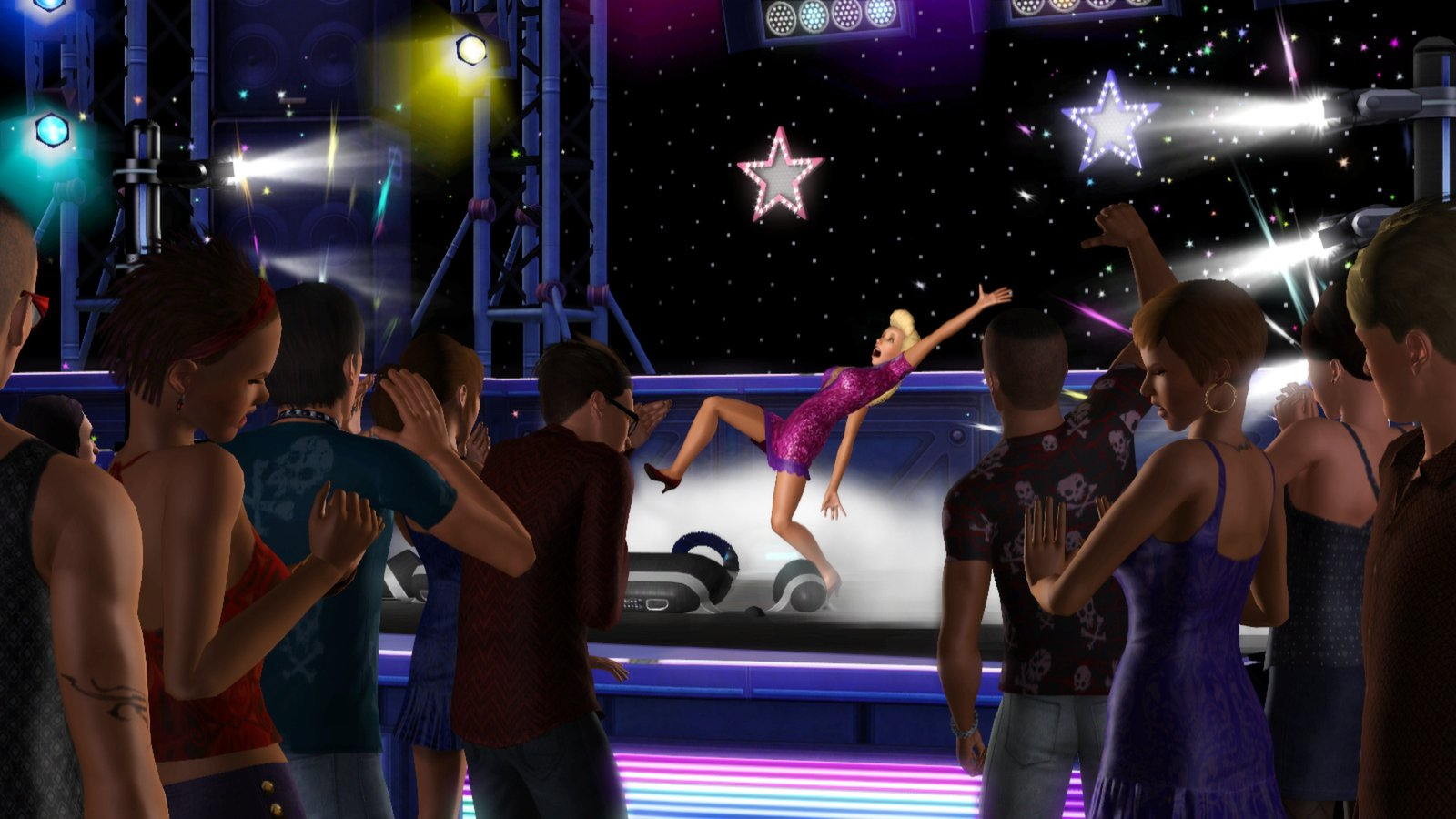 The Sims 3 Showtime 5